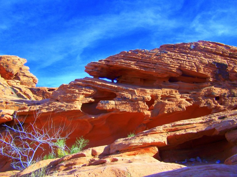 Las Vegas, a look at the Valley Of Fire