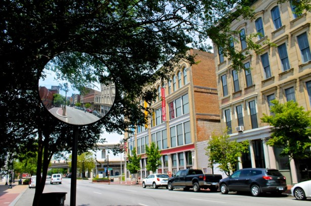 Another photo of Downtown Louisville, Kentucky