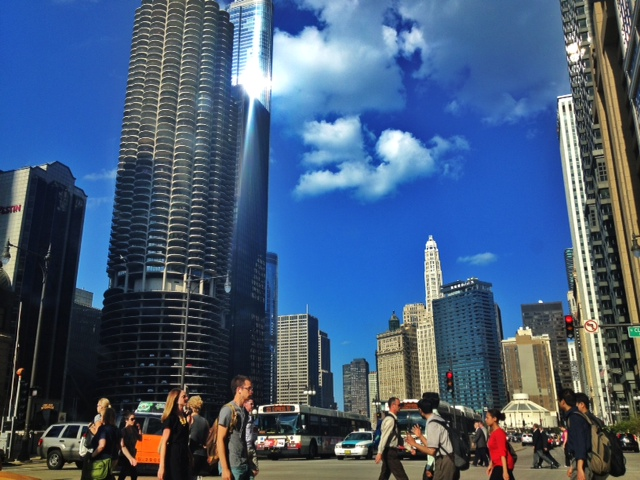 Another look at the Downtown Chicago skyline