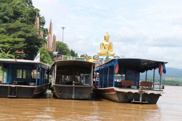 Golden Triangle boat ride