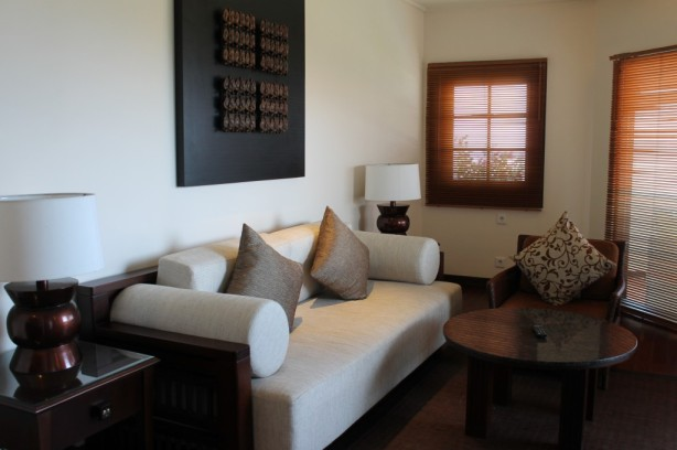 Suite at Grand Mirage Resort