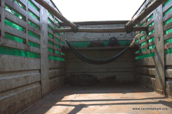 Elephant Nature Park Truck1