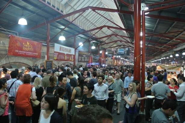 Night Market Melbourne