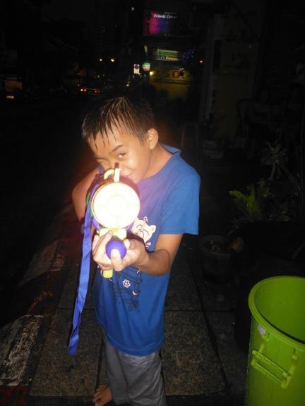 Experience Songkran in Chiang Mai