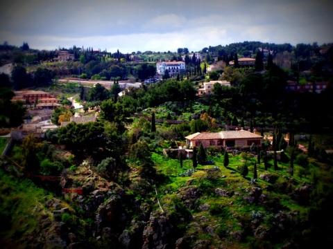 The Spanish city of Toledo