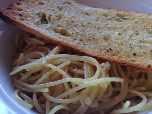 Spaghetti at Beach Republic