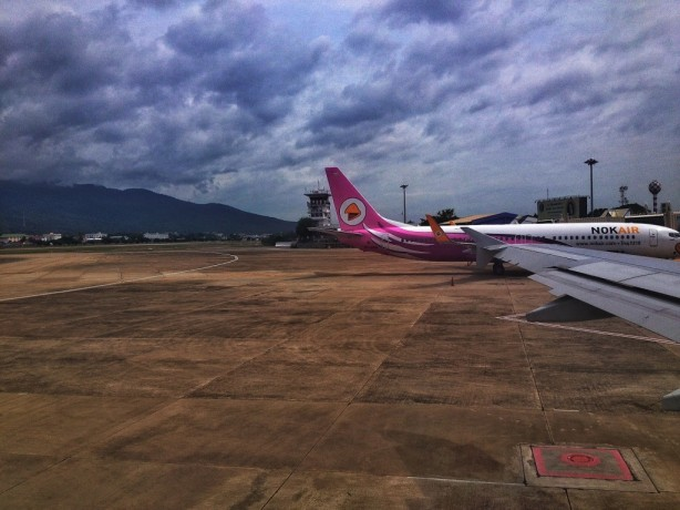 Airport in Chiang Mai
