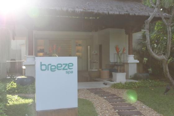 The Breeze Spa at Koh Samui's Amari