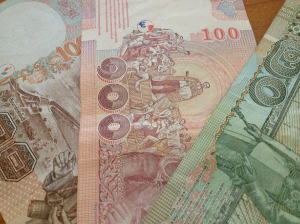 Thai baht and your cost of living in Chiang Mai