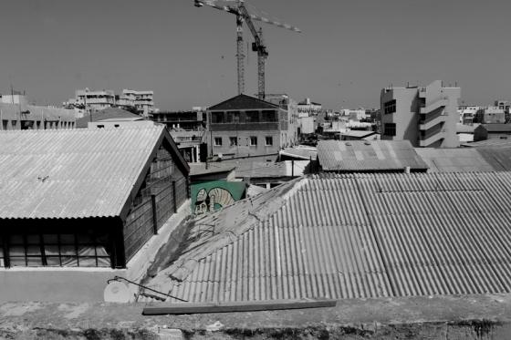 The latest work of Dioz in Tel Aviv
