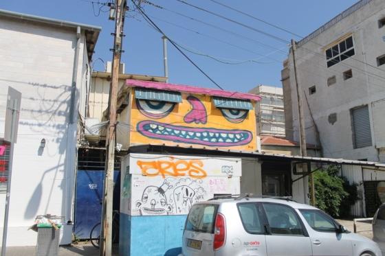 Street art by Dioz