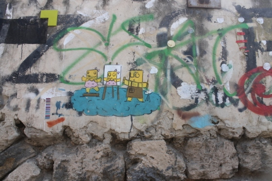 Adi Sened street art