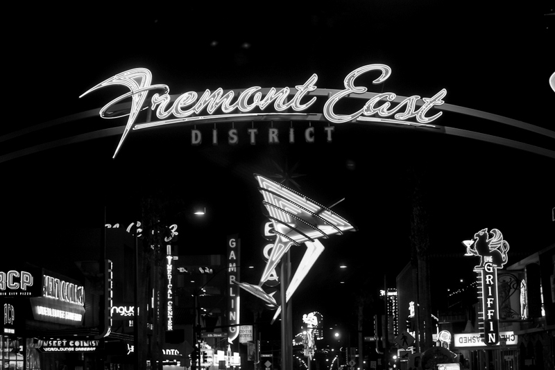 A look at Downtown Las Vegas