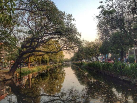 Chiang Mai's moat