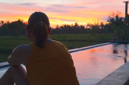 Living as an expat in Bali