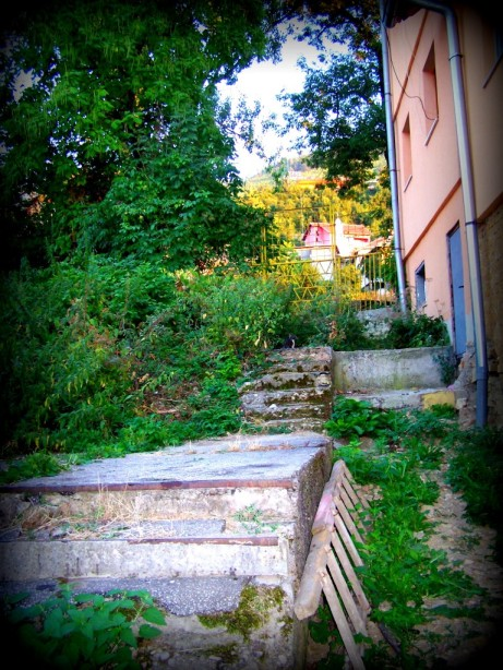 Sarajevo Olympic Stairs