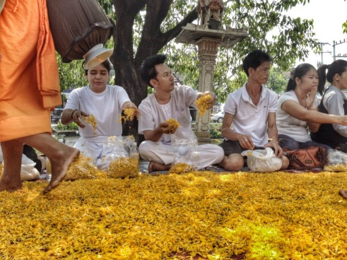Blessings in Chiang Mai