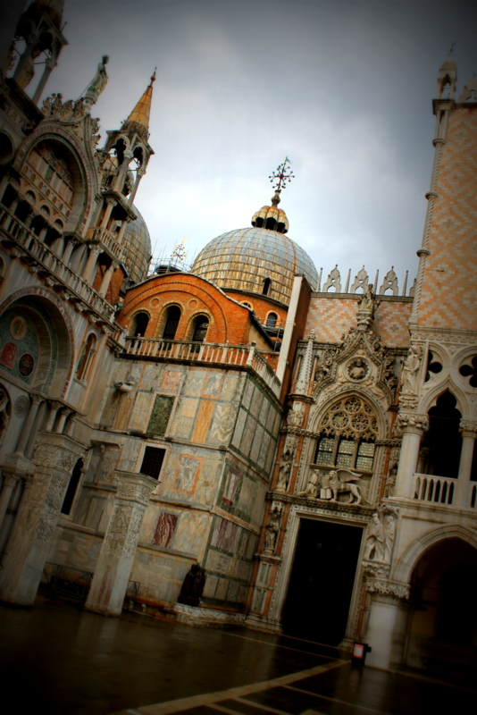 St Marks Basilica in Venice, Italy