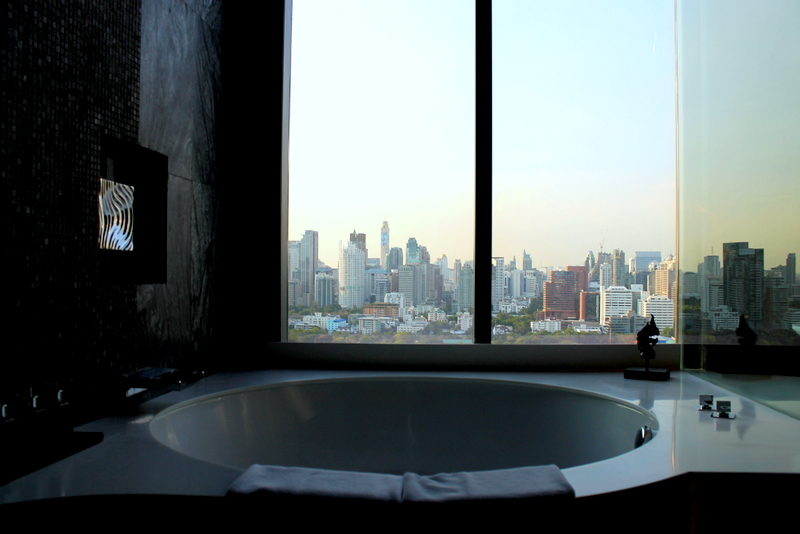 Sofitel SO bathtub