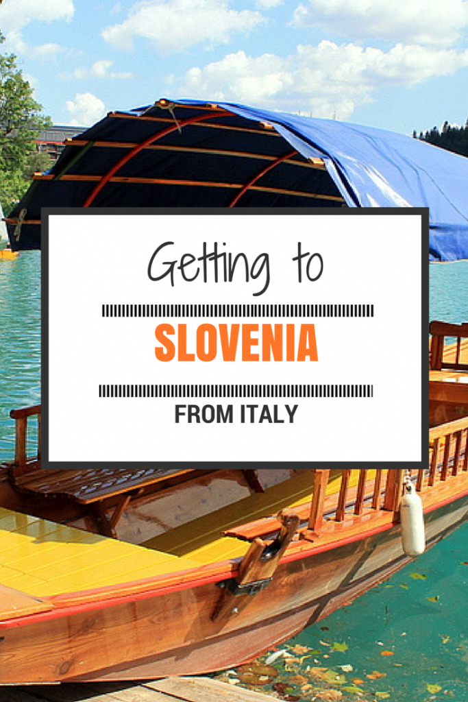 The easy easy way to travel from Slovenia from Italy via www.dtravelsround.com