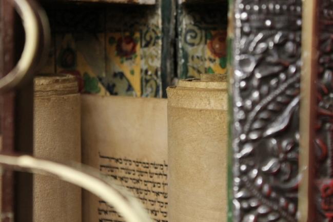 Abraham Avinu Synogauge