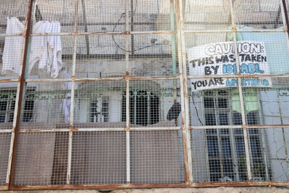 Apartheid in the West Bank