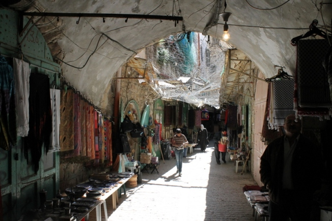 Hebron market