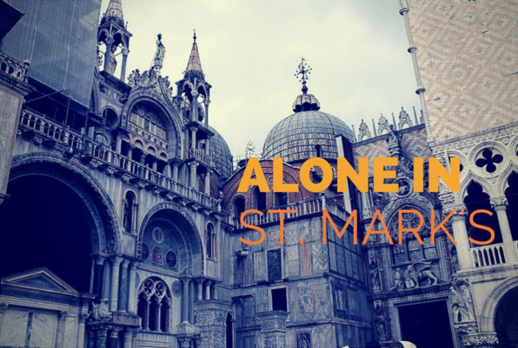 Alone in St Marks