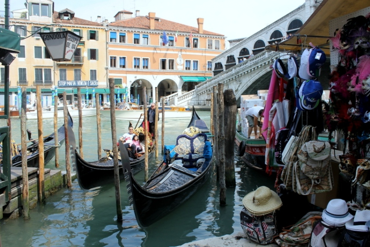 Venice and tourism