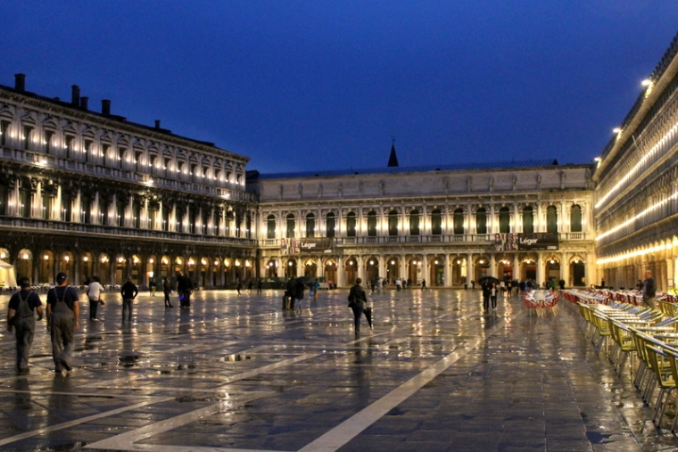 Venice and San Marco Square
