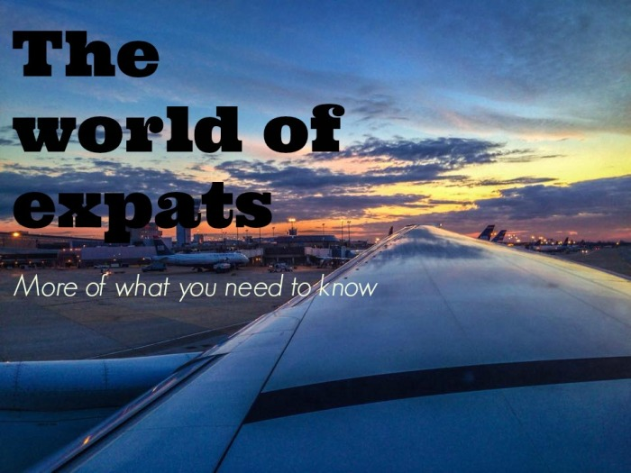 expats need to know