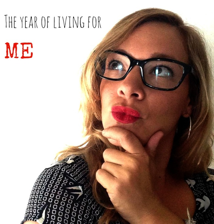 the year of living for me