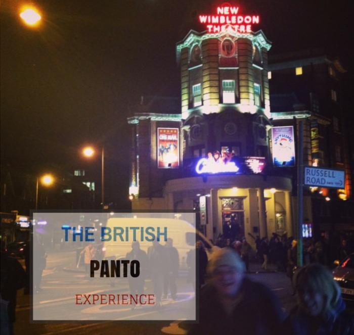 The British panto experience