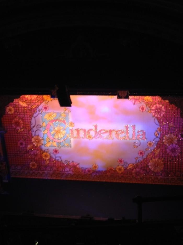 Cinderella panto show