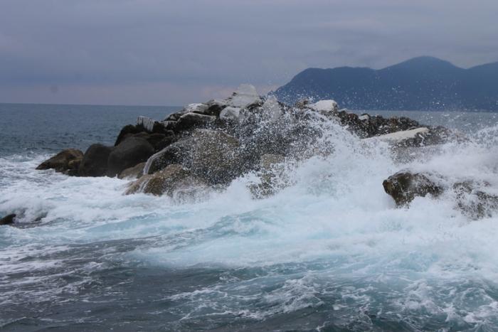 The Ligurian Sea
