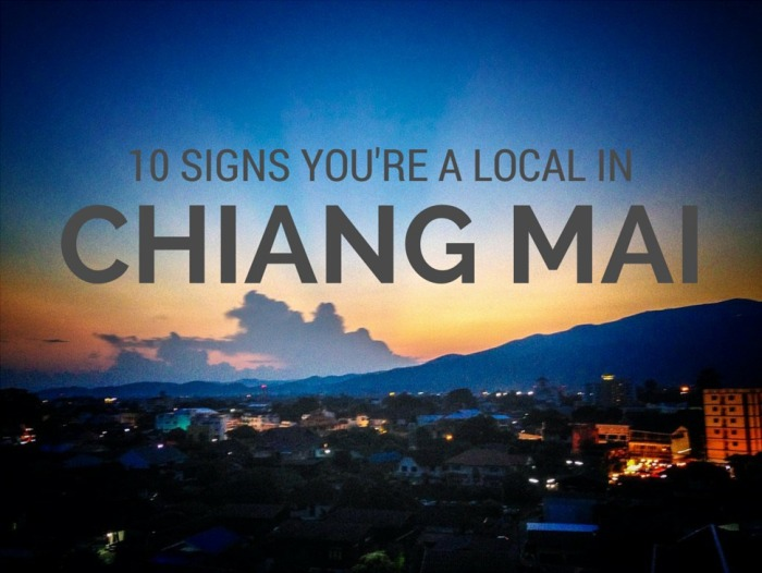 being local in chiang mai