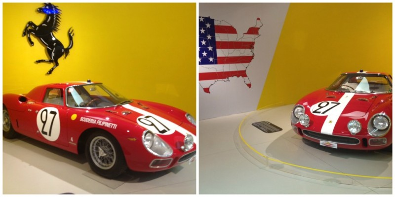 Ferrari California Dreaming exhibition