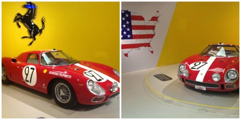 Ferrari California Dreaming exhibition
