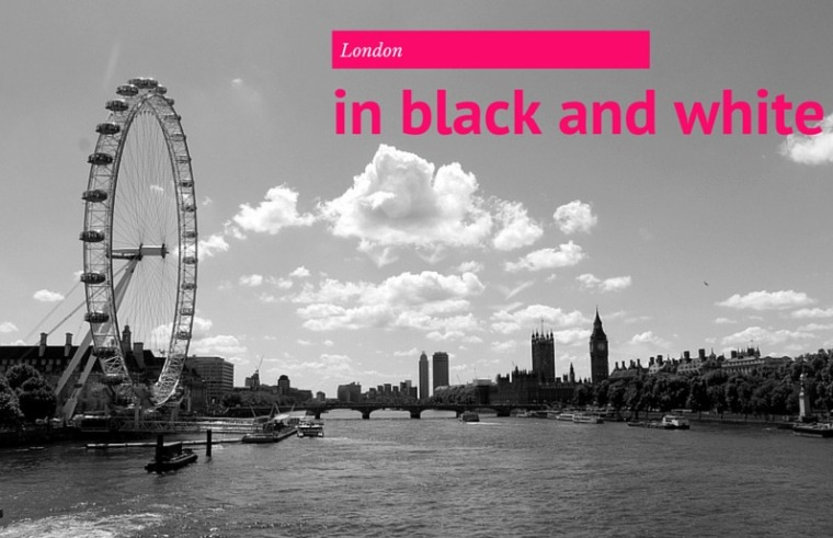 London_black_white