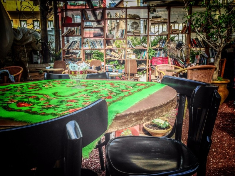 Little Prince Cafe in Tel Aviv
