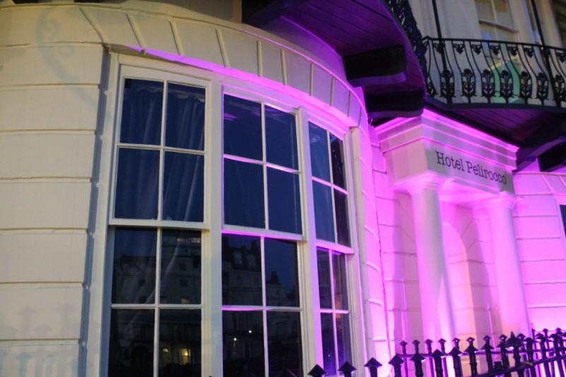 Hotel Pelirocco in Brighton
