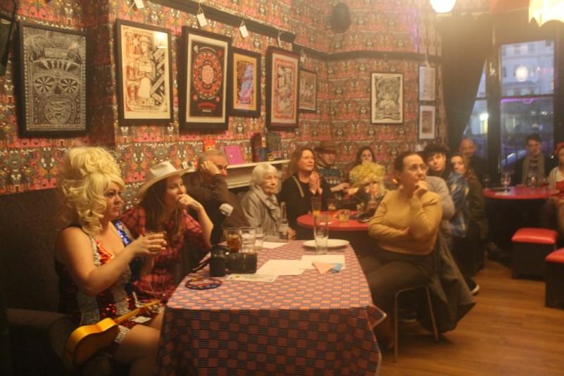 Hotel Pelirocco celebrating Dolly Parton