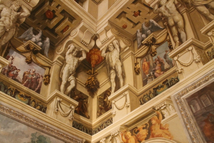 Art at the Palazzo Ducale