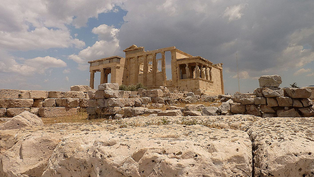 Athens historic sites | www.dtravelsround.com