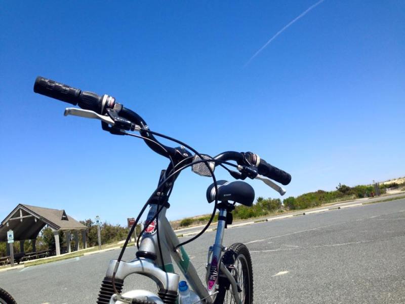 bike in delaware
