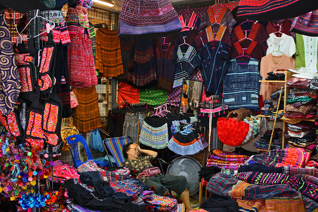 The best markets to check out in Bangkok | http://www.dtravelsround.com/2015/06/18/markets-of-bangkok/