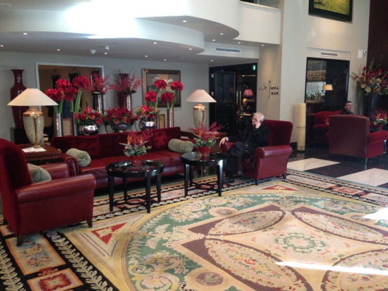 Review of Sofitel St James in London via www.dtravelsround.com