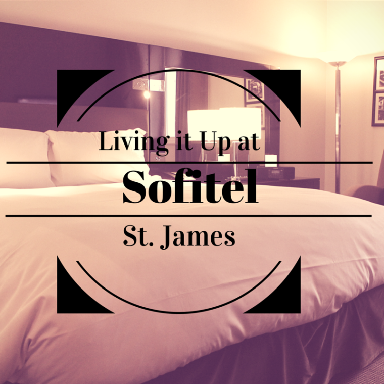 A review of London's Sofitel St. James via www.dtravelsround.com