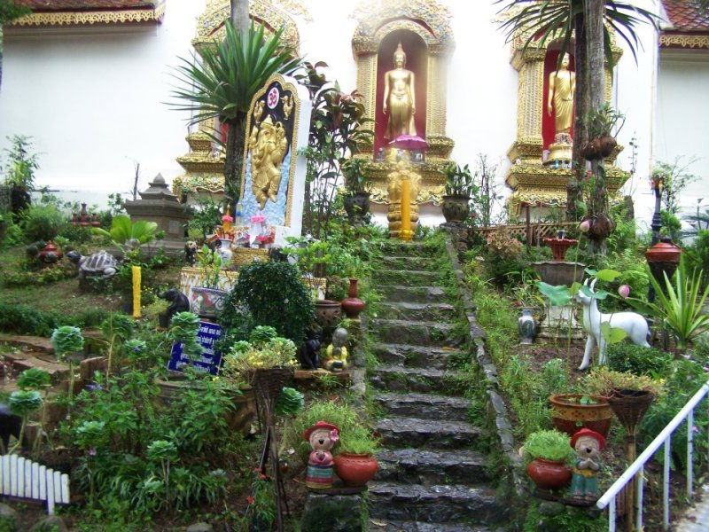 Things to do in Chiang Mai: visit Doi Suthep