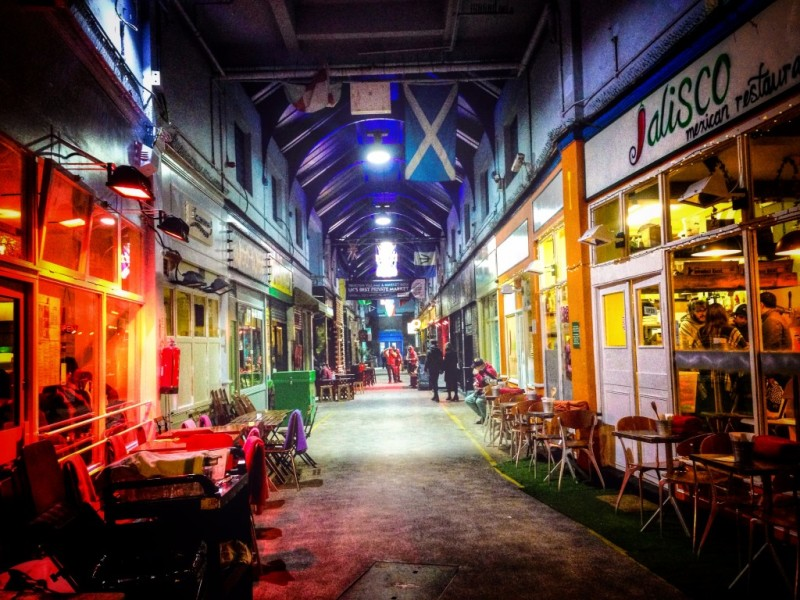 Cool things to do in London | Brixton Market via www.dtravelsround.com